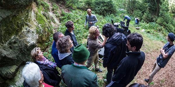 Projektteam Mord im Heiligenwald