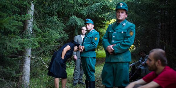 Team Mord im Heiligenwald