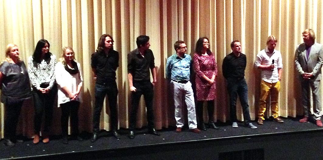 Premiere in Schwäbisch Gmünd und Nördlingen